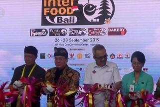 Bali Interfood 2019 majukan pariwisata dengan kreasi kuliner tradisional
