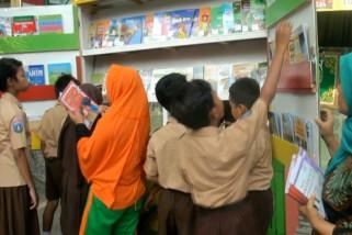 Gerobak Baca tingkatkan budaya literasi siswa