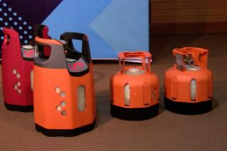 Tabung gas elpiji komposit anti-ledak segera diproduksi