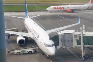 Empat penerbangan ke Berau, Kaltim ditunda akibat kabut asap