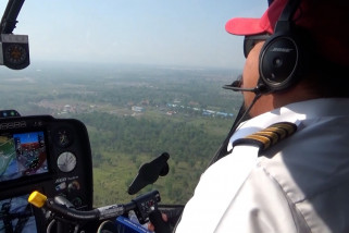 BPBD Kalsel pastikan Bandara Syamsudin Noor aman dari kabut asap