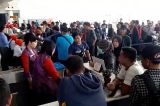 Penumpang Apt Pranoto kembali terlantar di Sams Sepinggan