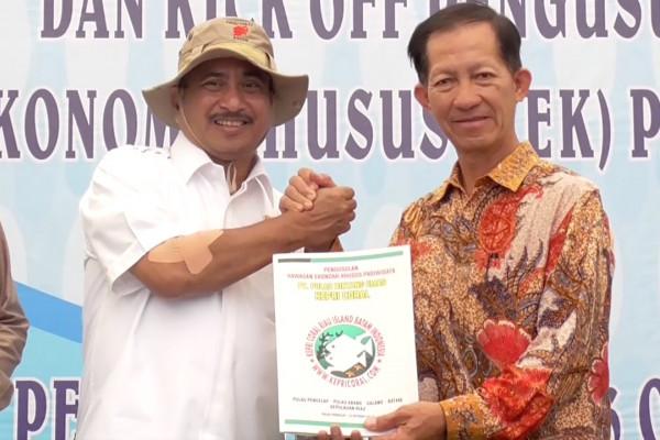 Menteri Arief dorong Kepri miliki KEK pariwisata