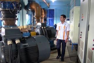 Kadar garam air Sungai Bilu tinggi, PDAM hentikan produksi