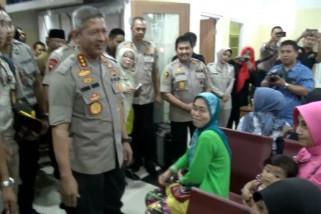 RS Bhayangkara dibuka, Polda Banten tuan rumah Rekor MURI