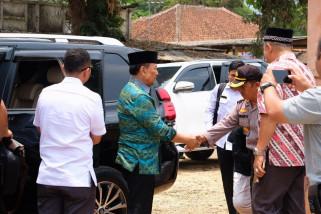 Wiranto diserang usai resmikan universitas di Pandeglang