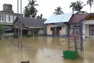 Enam kabupaten di Aceh dilanda banjir