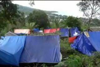 Korban gempa Ambon di pengungsian mulai terserang penyakit