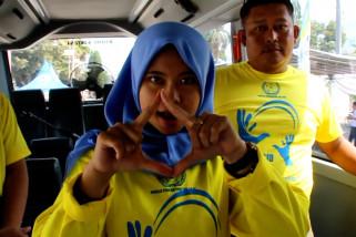 Bus curhat keliling untuk Masyarakat bisu tuli dan umum