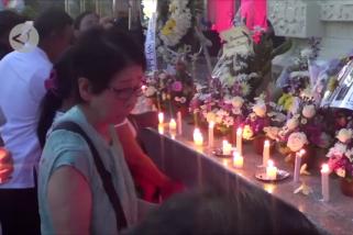 Peringatan tragedi bom bali ke-17 tahun