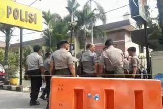 Polda Banten benarkan Densus 88 amankan 4 orang