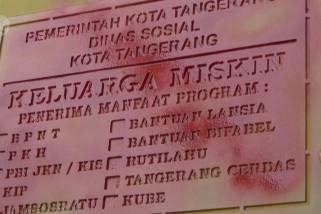 Ratusan warga PKH di pinggir Jakarta mundur