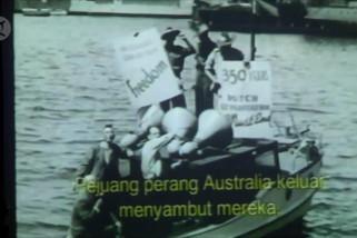 'Black Armada' tandai 70 tahun hubungan Indonesia-Australia
