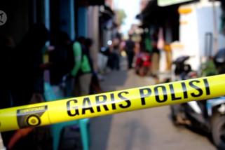 Densus 88 geledah rumah teroris di Kota  Cirebon