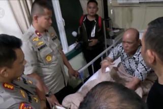 Enam korban bom di Medan masih dirawat