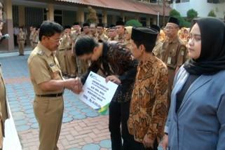 Guru ngaji dan marbot di Tangerang dilindungi BPJS Ketenagakerjaan