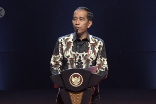 Presiden ingatkan pimpinan daerah soal perlambatan ekonomi dunia