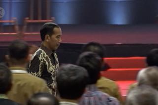 Presiden Jokowi akan gigit pengganggu agenda besar pemerintah