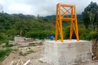 Jembatan bertaruh nyawa direnovasi