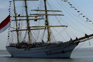 KRI Bima Suci tuntaskan misi diplomasi maritim
