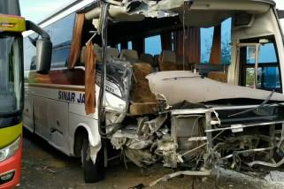 Korban laka Tol Cipali masih di RSUD Subang