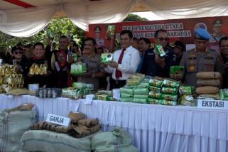 Bandar narkoba asal Aceh beralih edarkan sabu