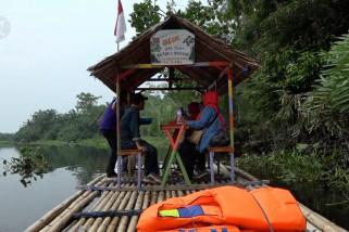 Berswadaya membangun desa wisata untuk perbaikan ekonomi