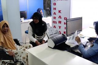 Jemput bola layanan paspor untuk orang sakit dan lansia