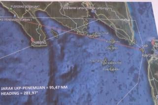 Nelayan Lampung temukan jasad penyelam diduga WNA