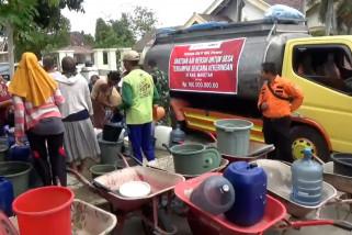 12 ribu warga Magetan masih kesulitan air