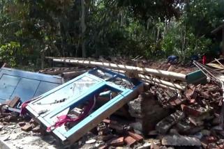 BPBD  Jember imbau warga siaga bencana alam angin puting beliung