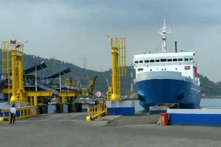 Enam dermaga Pelabuhan Merak layani angkutan natal dan tahun baru