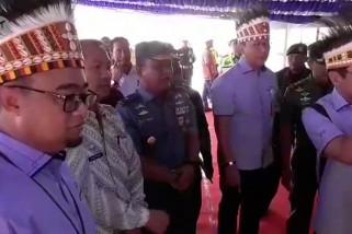 Pertamina resmikan depot penerbangan udara DEO Sorong
