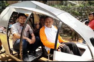 LAPAN kunjungi perakit helikopter di Sukabumi