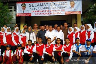 Antara TV - Jusuf Kalla Kunjungi Bangka Belitung