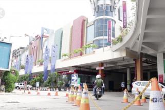 Terhutang pajak Rp 1.7 Miliar izin parkir Duta Mall terancam dicabut