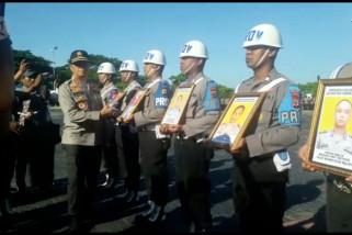 Polda Maluku pecat dengan tidak hormat 9 anggotanya