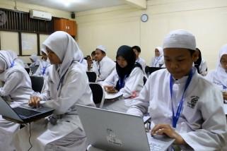 Sekolah di Kota Tangerang terapkan ujian semester berbasis digital