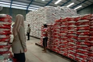 Baru 40% e-Warung di Bangka yang beli beras dari Bulog
