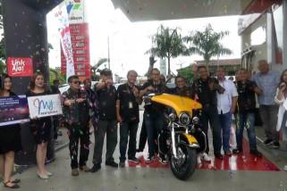 Jelang Nataru, Pertamina Delivery Service diluncurkan di Sukabumi