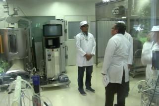 Kemenristek/BRIN dukung Bio Farma buat vaksin hepatitis C