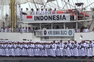 Kasal: Prajurit Koarmada harus siap hadapi perkembangan strategis global