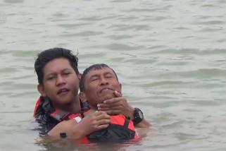 BPBD Kabupaten Majalengka gelar simulasi banjir