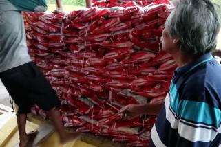 Stok pangan Bangka Belitung aman