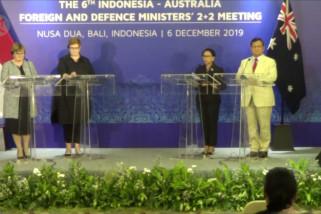 Prabowo & Retno sepakati pertukaran informasi intelijen dengan Australia