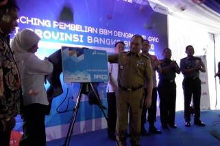 Pemprov Babel resmi luncurkan kartu BBM solar subsidi