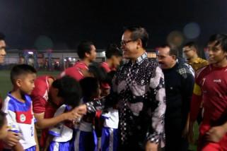Kemenpora bina U-16 melalui kompetisi KIFC 2019