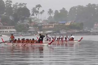Solu Bolon, bangkitkan pariwisata Danau Toba