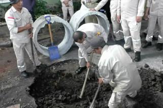 Pemkot Malang  atasi banjir dengan  sumur injeksi