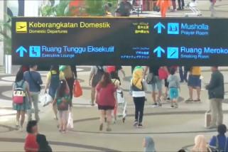 Jelang Imlek, belum ada lonjakan penumpang Garuda Indonesia